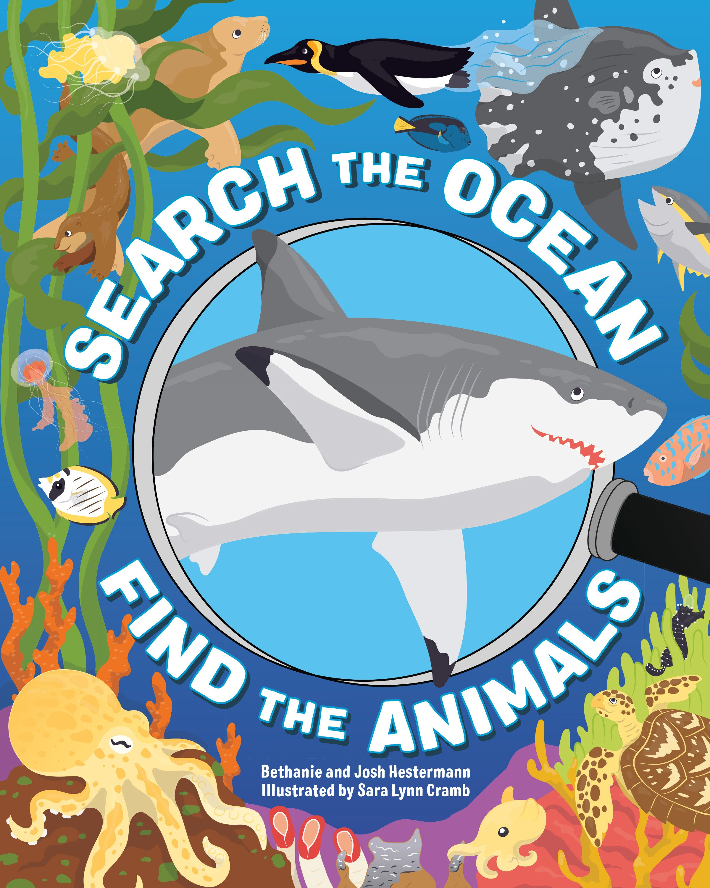 Search the Ocean: Find the Animals